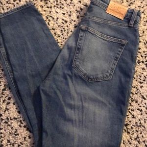 Lucky Brand High Waisted Bella Skinny Jeans